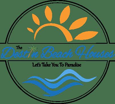 destin beach houses logo